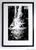 Abbildung: Wasserfall Ein Gedi