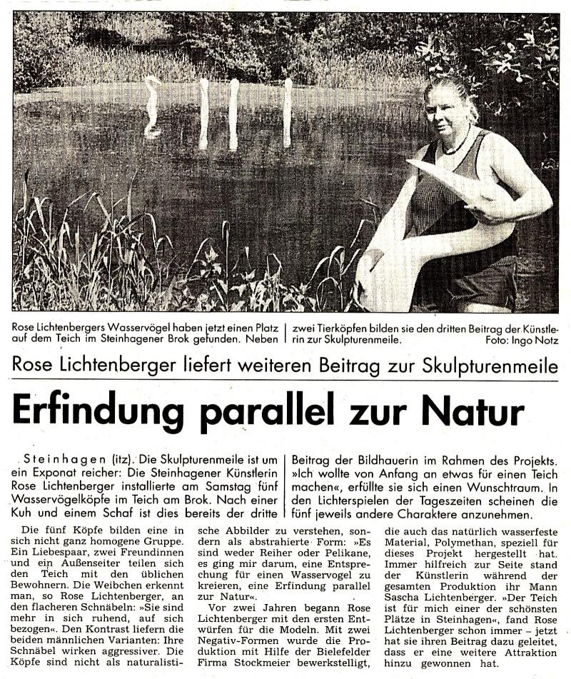 Abbildung: Erfindung parallel zur Natur